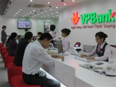 Sửa Giấy phép hoạt động của VPBank