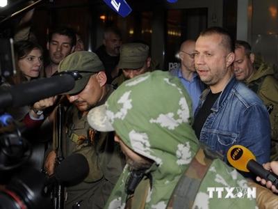 Ukraine: Phe ly khai dọa phản công sau khi tập hợp lực lượng