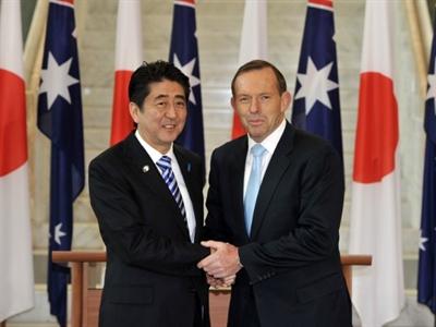 Nhật, Úc ký kết các thỏa thuận quốc phòng quan trọng