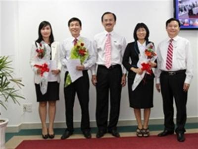 Kienlongbank bổ nhiệm thành viên Ban Tổng Giám đốc