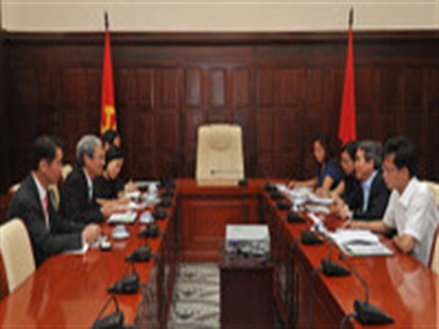 Tháng 9/2014, Nhật Bản sẽ hỗ trợ tái cấu trúc ngân hàng Việt