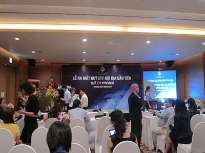 VFM ra mắt quỹ ETF đầu tiên tại Việt Nam