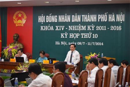 HĐND Hà Nội thông qua 7 nhóm giải pháp thúc đẩy sản xuất kinh doanh