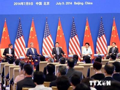 Đối thoại Chiến lược và Kinh tế Mỹ-Trung Quốc lần thứ 6