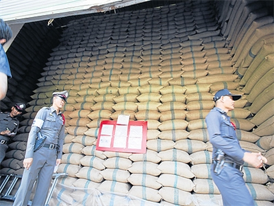 Phát hiện gian lận gây chấn động ngành gạo Thái Lan