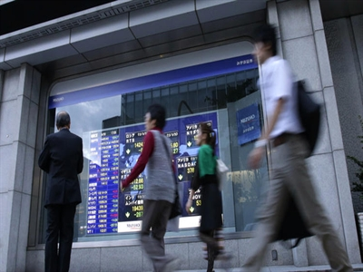 MSCI châu Á Thái Bình Dương giảm mạnh nhất trong 2 tháng