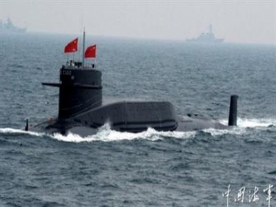 Trung Quốc đưa3 tàu ngầm mang tên lửa đạn đạo đến biển Đông