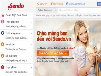Tách Sendo khỏi FPT Online, FPT liên doanh Nhật lập CTCP Sen Đỏ