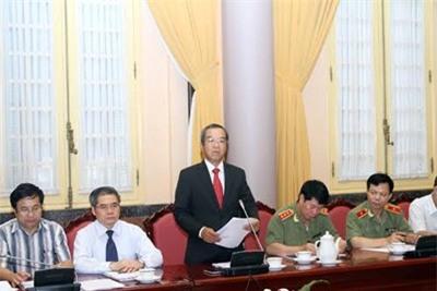 Công bố 6 đạo luật mới