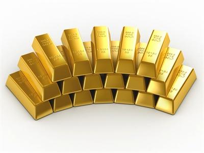 Giá vàng lên cao nhất 1 tuần sau biên bản họp Fed