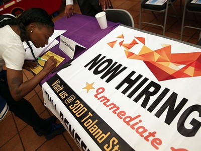 Thị trường lao động Mỹ khẳng định xu hướng cải thiện