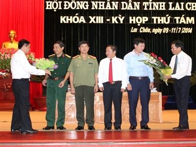 Lai Châu có Phó Chủ tịch tỉnh mới