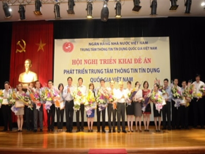 Triển khai Đề án phát triển Trung tâm Thông tin tín dụng Quốc gia Việt Nam