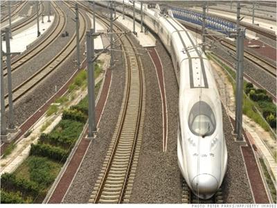 5 sự thật kinh ngạc về hệ thống đường sắt cao tốc Trung Quốc