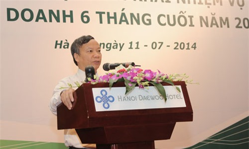Chủ tịch Vietcombank muốn tăng cho vay VND