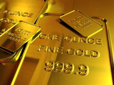 Giá vàng lên cao nhất 4 tháng trước nguy cơ khủng hoảng ngân hàng châu Âu