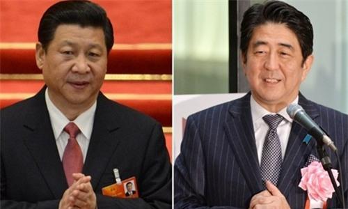 Nhật kêu gọi gặp thượng đỉnh với chủ tịch Trung Quốc