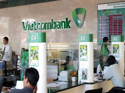 6 tháng, Vietcombank lãi 2.778 tỷ đồng, nợ xấu 3,06%