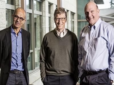 Tâm thư CEO Microsoft: Trọng tâm di động và đám mây