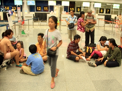 Bộ trưởng Thăng: 'Cục Hàng không còn vô cảm thì máy bay còn chậm, hủy chuyến'