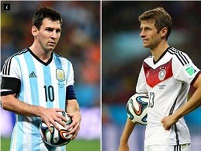 Chung kết World Cup 2014: Đối đầu Đức - Argentina dưới góc nhìn kinh tế