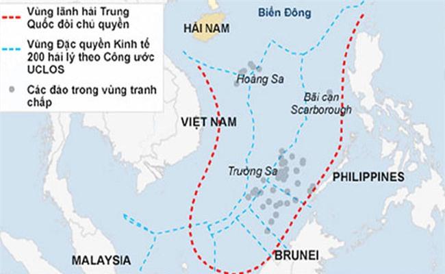 Trung Quốc ngang ngược