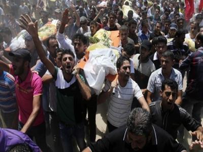 Quốc tế kêu gọi ngừng bắn ngay lập tức tại dải Gaza