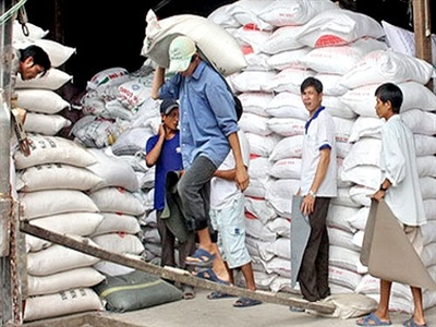 Đã xuất khẩu gần 180.000 tấn gạo 10 ngày đầu tháng 7