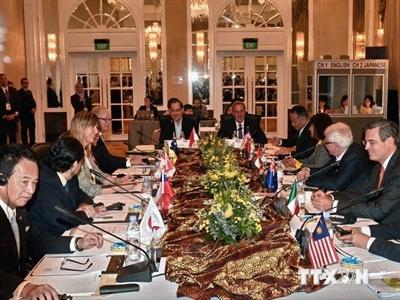 Vòng đàm phán TPP tại Canada: Không đạt được thỏa thuận