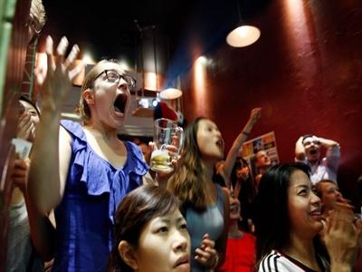 Người Hà Nội xem World Cup 2014