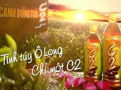 Quảng cáo trà C2: Nghi ngờ cây Ô Long trồng ở Thái Nguyên