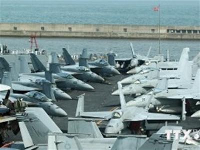 Mỹ, Nga và Trung Quốc đứng đầu thế giới về sức mạnh quân sự