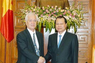 Cam kết sử dụng hiệu quả nguồn vốn ODA của Nhật Bản
