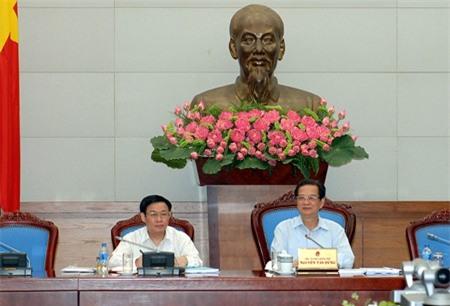 Thủ tướng chủ trì sơ kết thể chế kinh tế thị trường