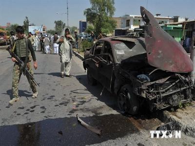 Đánh bom tự sát tại Afghanistan, 87 người thiệt mạng