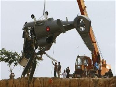 Hai tướng Campuchia tử nạn trong vụ trực thăng rơi
