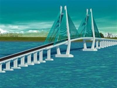 650 triệu USD xây cầu nối 2 tỉnh Trà Vinh – Sóc Trăng