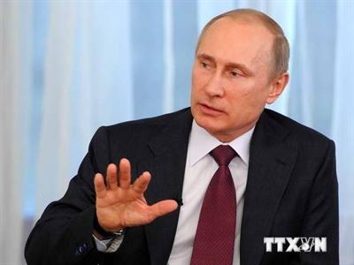 Tổng thống Nga: Không lập liên minh quân sự-chính trị BRICS