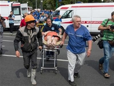 Lật tàu điện ngầm Nga, 10 người thiệt mạng