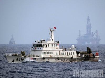 Trung Quốc khẳng định chỉ dời chứ không rút giàn khoan Hải Dương-981