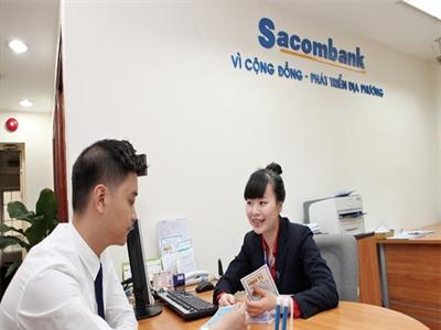 Sacombank đạt 1.531 tỷ đồng lợi nhuận trước thuế