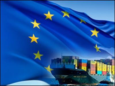Xuất khẩu tăng thúc đẩy thặng dư thương mại Eurozone