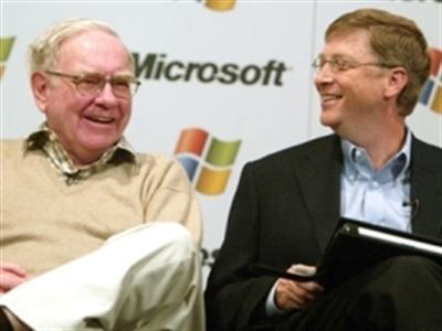 Warren Buffett chi thêm gần 3 tỷ USD làm từ thiện