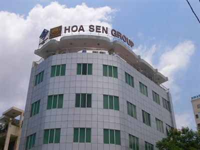 Tập đoàn Hoa Sen mở thêm 2 chi nhánh mới