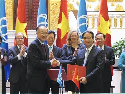 World Bank cam kết tài trợ gần 4 tỷ USD vốn IDA cho Việt Nam