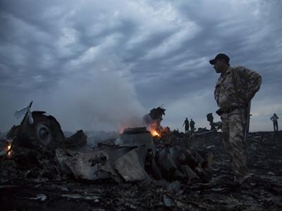 Đồng Ringgit của Malaysia giảm mạnh sau vụ rơi máy bay MH17