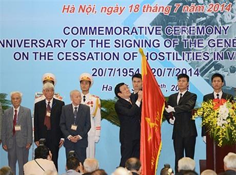 Kỷ niệm 60 năm Ngày ký Hiệp định Geneva