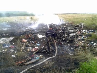 Phó chủ tịch Malaysia Airlines: Máy bay MH17 vẫn hoạt động bình thường khi bị mất liên lạc