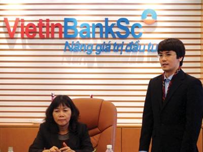VietinBankSC: Lợi nhuận quý II/2014 đạt trên 13 tỷ đồng