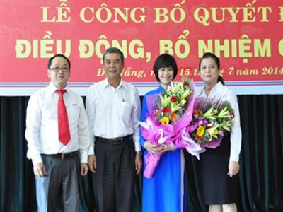 VietinBank bổ nhiệm Phó trưởng văn phòng đại diện mới tại Đà Nẵng